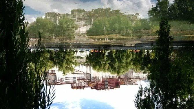 印象中之大漠草原、神奇西藏之旅(下)