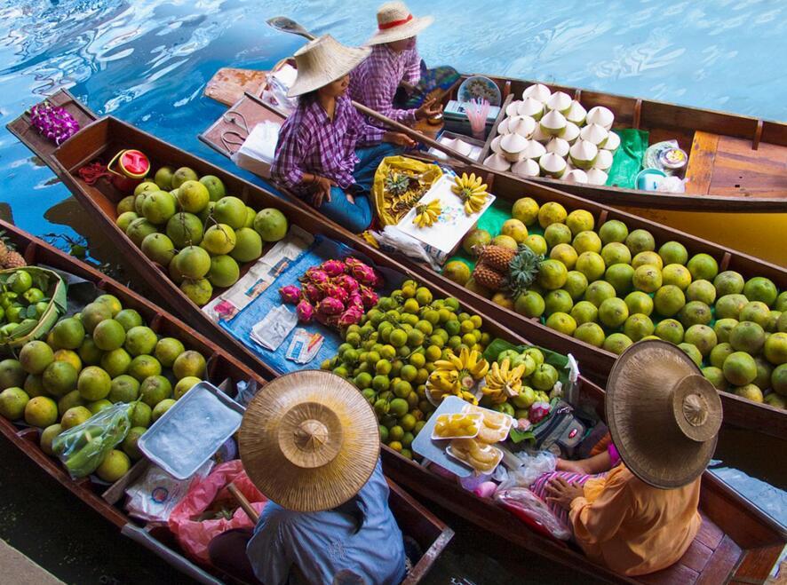 幸福国度-泰国游