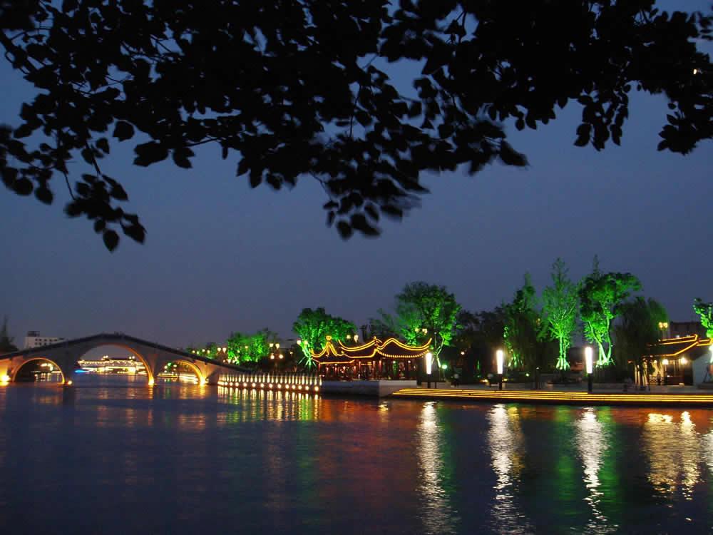 苏州古运河风景